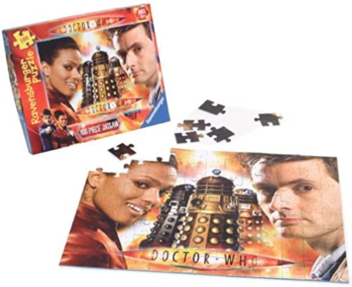 Ravensburger Dr. Who Puzzle 100 Teile