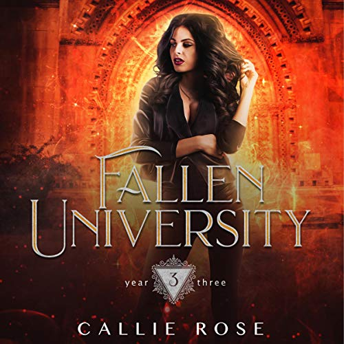 Fallen University: Year Three cover art