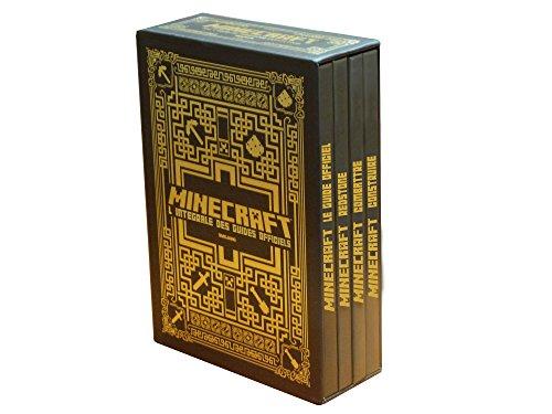Minecraft: L'intégrale des guides officiels