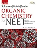 Wiley's Solomons, Fryhle, Synder Organic Chemistry for NEET and other Medical Entrance Examinations, 2021