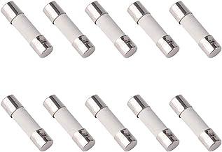 AERZETIX 10x fusible c/éramique GG 3.2cm 4A 4000mA 400VAC 8x32mm C42336