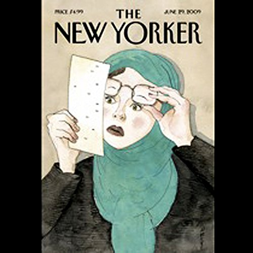 The New Yorker, June 29, 2009 (Elizabeth Kolbert, Stephen O'Connor, Laura Secor) cover art