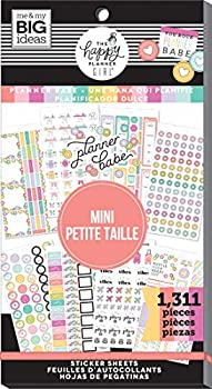 Happy Planner Sticker Value Pack Planner Babe Mini
