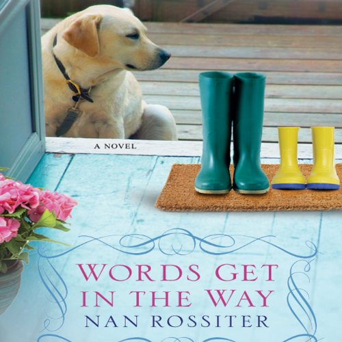 Words Get in the Way audiobook cover art