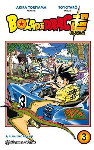 Bola de Drac Super nº 03: El Pla Zero Humans: 239 (Manga Shonen)