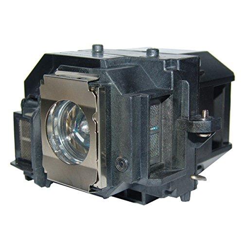 ELPLP54 / V13H010L54 Compatible Lamp Module for EPSON PowerLite Home Cinema 705HD EPSON PowerLite S7/W7/S8+ EPSON EX31/EX51/EX71 EB-S7/X7/S72/X72/S8/X8/S82/W7/W8/X8e EPSON EH-TW450