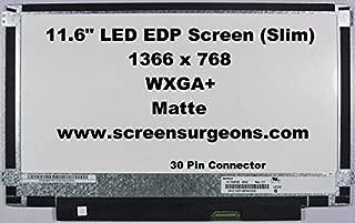 Lenovo 11E Chromebook LED Screen