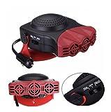 Ferryone Portable Car Heater, Red