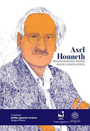 Axel Honneth: Reconocimiento, herida moral y teoría crítica (Spanish Edition)