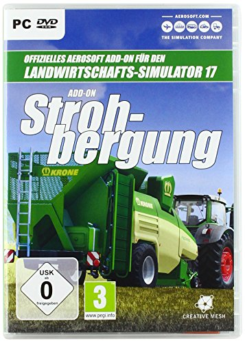 Landwirtschafts-Simulator 17 - AddOn Strohbergung - [PC]