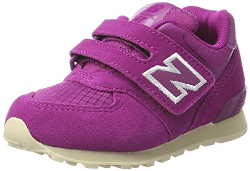 New Balance New Balance, Unisex-Kinder Sneaker, Violett (Purple), 23 EU (6 UK Child)