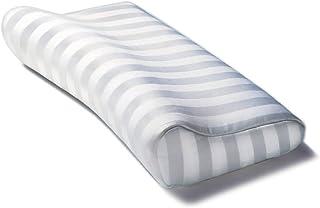 Sissel Soft Deluxe - Almohada ergonómica con Funda, Color Blanco