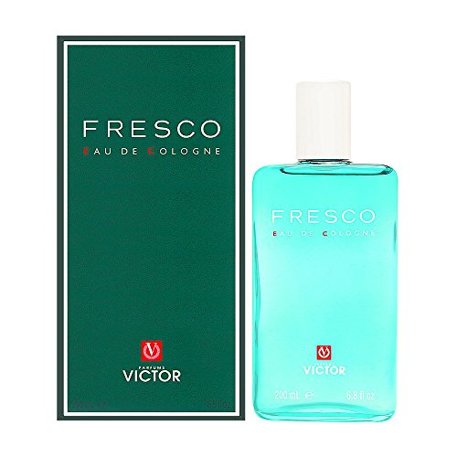 Perlier Victor Fresco Eau de Cologne para hombre, frasco de 1 x...