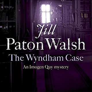 The Wyndham Case cover art
