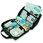 General Medi 160 Piece Compact First Aid Kit Bag - Including Cold (Ice) Pack, Emergency Blanket, Moleskin Pad,Perfect… 3