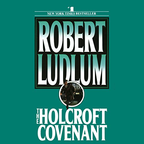 The Holcroft Covenant audiobook cover art
