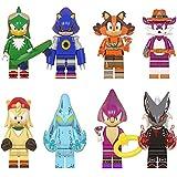 \t Super Sonic Figuras de Acción Muñecos Sonic Juguete para Niños Shadow The Hedgehog MetalSonic Co...