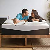 Grandre 12 Inch Queen Size Gel Memory Foam Mattress in a Box, CertiPUR-US Certified Breathable Bed Mattress, Medium Firm, Supportive & Pressure Relief - 365 Night Trial