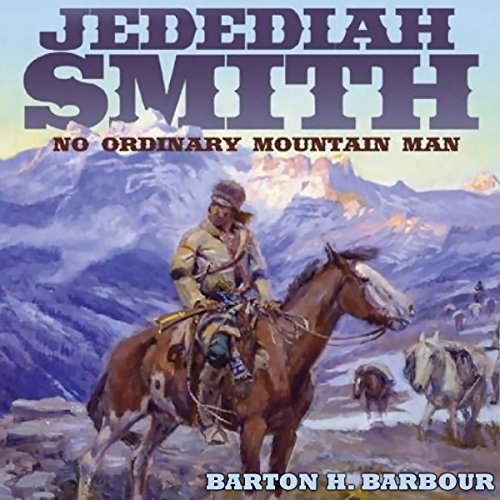 Jedediah Smith audiobook cover art