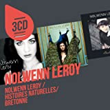 3 CD Originaux - Bretonne / Histoires Naturelles / Nolwenn Leroy