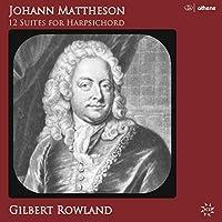 Mattheson: 12 Suites for Harps