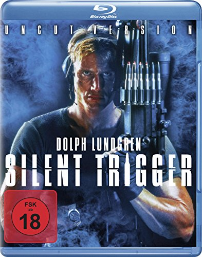 Silent Trigger - Uncut Version [Blu-ray]