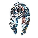 Bufanda Pañuelo Cuello de Mujer de Invierno Suave Clásico Elegante (SS17)
