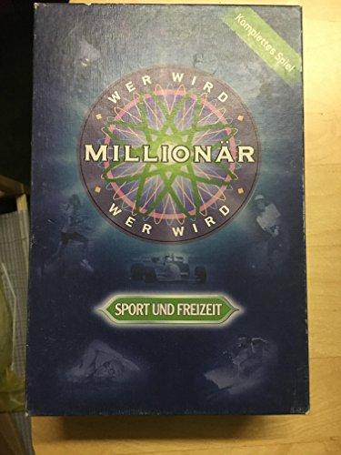 CAGO Wer Wird Millionär Sport und Freizeit Brettspiel