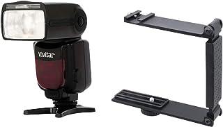 Hila Nikon D3200 Flash Bracket Nikon Shoe PivPo Pivoting Positioning 180 Degrees