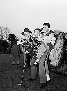 Gatsbe Exchange Frank Sinatra Bob Hope Bing Crosby Golf 8 x 10 Photo