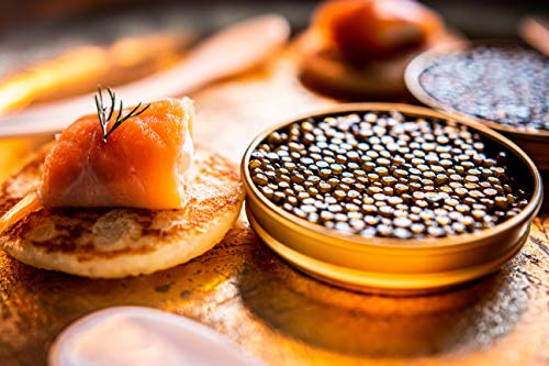 Kaviar Top selection Hybride Beluga 250 gr