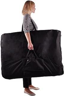 OGALBE Funda de transporte para camilla de masaje bolsa 92 x 70 x 16 cm