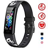 Best Pedometers - Mgaolo Slim Fitness Tracker for Kids Women,IP68 Waterproof Review