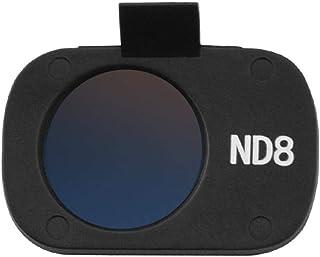 Filtro RC Drone Lente de cámara ND Mini Profesional Filtro de atenuación ND para Mavic Mini RC Drone(ND8)