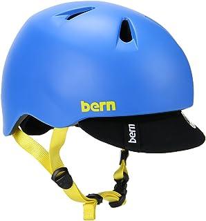 BERN [ バーン ] Nino ニノ S/M Matte Blue マットブルー VJBMBLV サイクリング ヘルメット [並行輸入品]