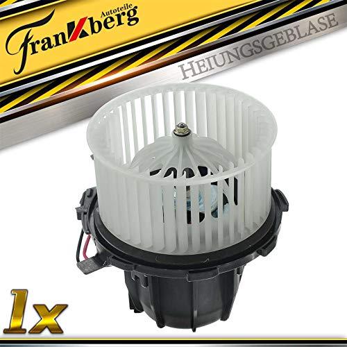 Motor del ventilador del calentador del ventilador interior para A4 8K2 A5 8T3 8F7 8TA Q5 8RB 2007-2012 8K1820021B