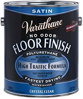 RUST-OLEUM 230231 Satin Water Floor Finish