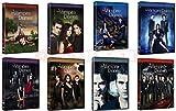 THE VAMPIRE DIARIES serie completa - stagioni da 1 a 8 (38 DVD)...
