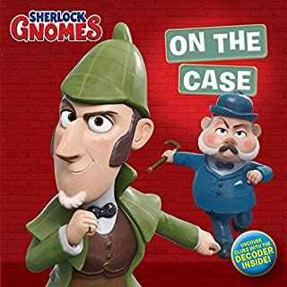 Case Sherlock Gnomes Elsa Chang