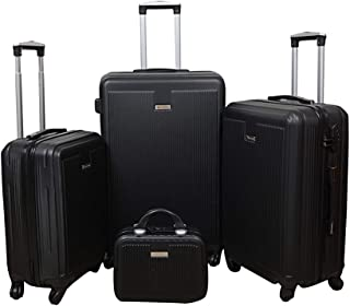NEW TRAVEL Luggage set 4 pieces size 28/24/20/12 inch 1606/4p