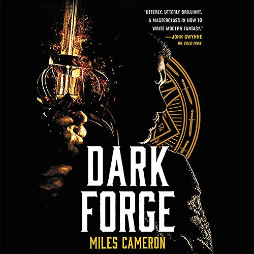 Dark Forge Audiobook By Miles Cameron cover art