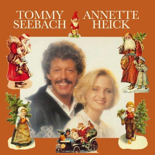 Tommy Seebach & Annette Heick