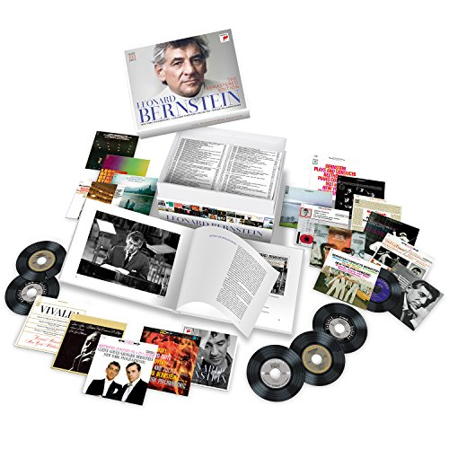 Leonard Bernstein Remastered [100 CD]