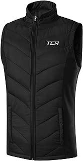 TCA Men's Excel Runner Thermal Lightweight Running Gilet/Bodywarmer with Zip Pockets