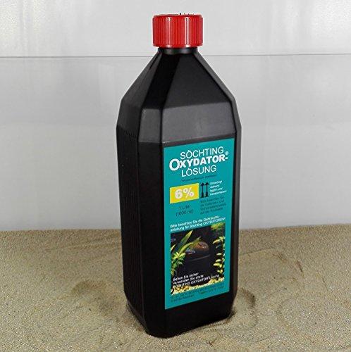 Söchting 6% Wasserstoffperoxid-Oxydator-Lösung, 1 L