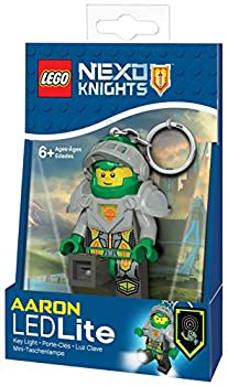 LEGO Nexo Knights Aaron Keylight with Shield Power Code