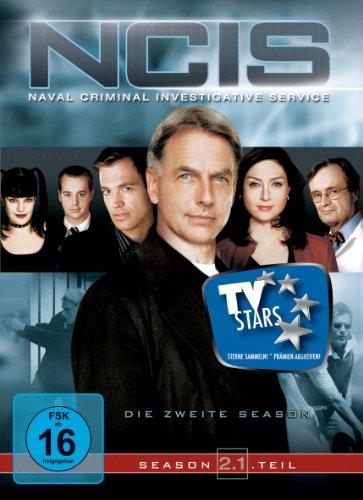 Navy CIS - Season 2, Vol. 1 (3 DVDs)
