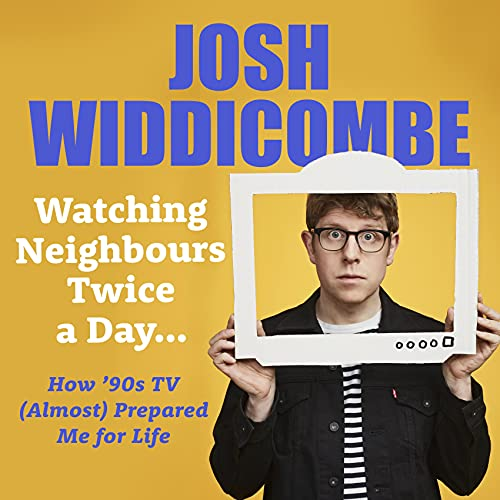 Watching Neighbours Twice a Day... cover art