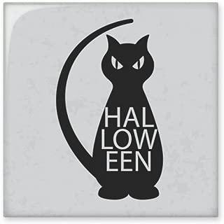 Halloween Black Personality Cat Ceramic Bisque Tiles Bathroom Decor Kitchen Ceramic Tiles Wall Tiles