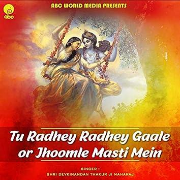 Tu Radhey Radhey Gaale or Jhoomle Masti Mein
